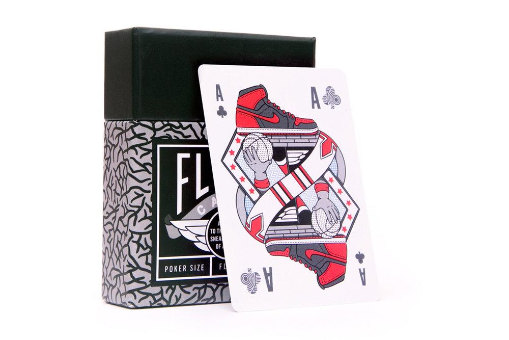 Image of Flight Cards – Michael Jordan Tribute Deck