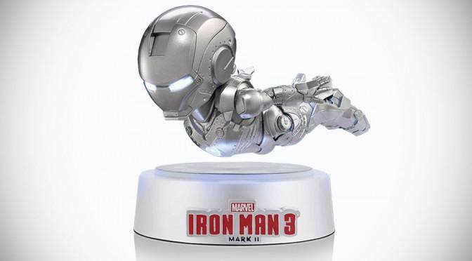 Image of Floating Iron Man