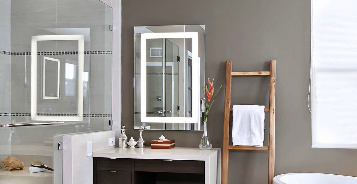 Image of Viio Mirrors – Smart Speakers & Mirror Connected by Bluetooth